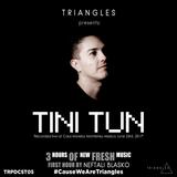 T R I A N G L E S Podcast 05 - TiNi TuN & Neftali Blasko
