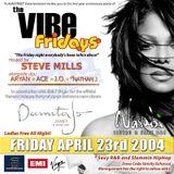 Slamma Jamma: Vibe Fridays 1