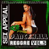 SEX APPEAL - DANCEHALL VIBES VOL. 5 (June 2010)
