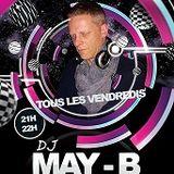 Dj May-B @ radiozone-decale.be 25-05-18