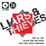 The Music & Arts Guild Showcase, Episode 056 :: Liars & Thieves :: 22 JUN 2017