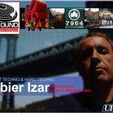 Xabier Izar - Detroit Techno & Hard Techno, Zona 3, with Sonia Briz Dj Set