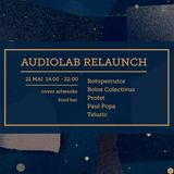 AudioLab Radio Show Live from Misbits Record Shop (21 May 2016)