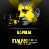 NAPALM - Stalker 2.18. X Years Of Stalker Promo Mix (2018)