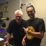 DJ Steve Stack Of Wax ~ ROCKIN' RADIO with my guest DJ Willie Storm ~ 19 July 17