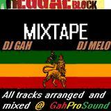 REGGAE ROAD BLOCK - Mash Up Mix - 2013.Gahprosound
