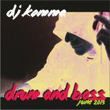 dj komma presents... June 2013 / Drum & bass