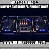 Radio Mix by Dj Ike The Producer
