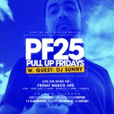 Spinz FM | Pull Up Fridays Mixshow 25 W. Guest Dj Sunny Sistuki