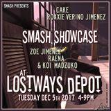 Smash Lostways • 5 Dec 2017 • Fertilisation