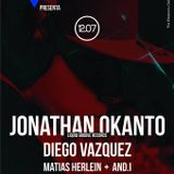Jonathan Okanto @ Crystal Club (Concordia - Entre Ríos) 12.07.2014