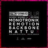 Remotion @ Sync Forward Blur, Breyner85 (14.11.2015)