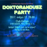 Doktorandusz Party 2017  - Club Katlan * Dj Ulti Mate * LIVE Mix