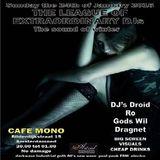 DJ Dragnet: Cafe Mono Setlist (24/01/2016)