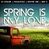 Spring Is My Love (mixed by DenStylerz) [ HANDS UP MIX ]