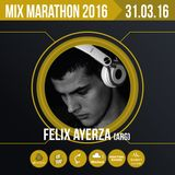 The Mix Marathon 2016 - SINGLE UPLOADS - FELIX AYERZA (ARG)