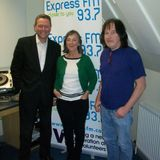 Russell Hill's Country Music Show on 93.7 Express FM featuring Gerry Colvin. 27th April 2014