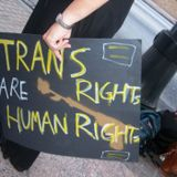 HRC DINNER PROTESTED by the Transgender Community.