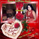 2016 Valentines Day Special on Honor Veterans Radio: (www.honorveteransradio.us)