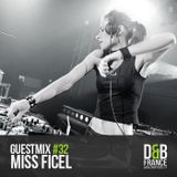 GUEST MIX #32 Miss Ficel