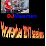 November Sessions Part 1. Hottest tracks of the coming months!