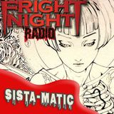 Deadly Drums Sessions #3 - Sista-Matic on Fright Night Radio.