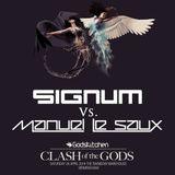 Signum Vs Manuel Le Saux live @ Godskitchen Clash Of The Gods - 26.04.2014