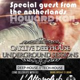 ---Oaklive Deep-House Underground Sessions---