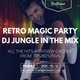 RETRO MAGIC PARTY - All The Hits New Groove