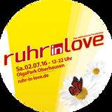 Kim Damien at WeAreUnderground Stage at Ruhr in Love 2016