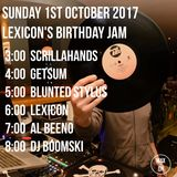 Wax On 32 - 01.10.2017 - 01 - Scrillahands