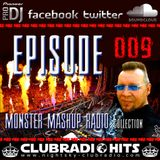 MONSTER MASHUP RADIOSHOW - RICHY PEACH / DJ MAGYAR - Nov. 2014 VOL. #009