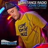 Resistance Radio Sunday Session May 12th 2019 hosted by John Ohms @BASSDRIVE.COM