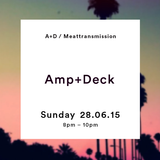 Amp + Deck 28/06/15