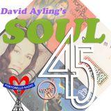 Portobello Radio David Ayling's Soul 45 Show EP29