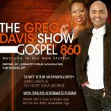 Greg Davis Radio Show Interview With Erica Campbell