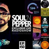 JOHN SOULPARK // SOUL'N PEPPER Radioshow // EP#50