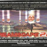 Kenny Ken Dreamscape 20 'The Big Outdoors' 9th Sept 1995