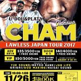 Cham Lawless Tour Promo Mix