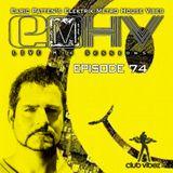 DJ Earic Patten's Elektrik Metro House Vibes LIVE Mix Sessions on Club Vibez Radio U.K. | Episode 75