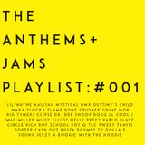 BXB Radio Presents: Anthems & Jams