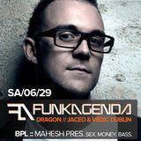 Funkagenda - Live @ Beta Nightclub Denver (USA) 2013.06.29.