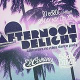Live at Afternoon Delight (05-27-12)