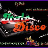 live mix du 16092019 italo disco  livemusic radio