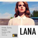 Lana Del Rey Spotlight Show (7/8/14)