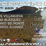 RADIOACTIVO DJ 15-2017 BY CARLOS VILLANUEVA