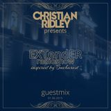 EXTendER Guestmix (inspired by Bucharest) 1.06.2015