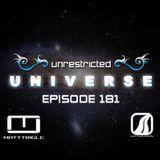 Matt Trigle - Unrestricted Universe 181