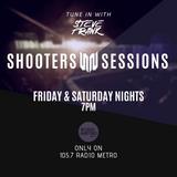 SHOOTERS SESSIONS | EDM vol. 002 - feat. DJ STEVE FRANK
