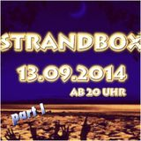 Live @ Strandbox - 13|09|14 (part I)